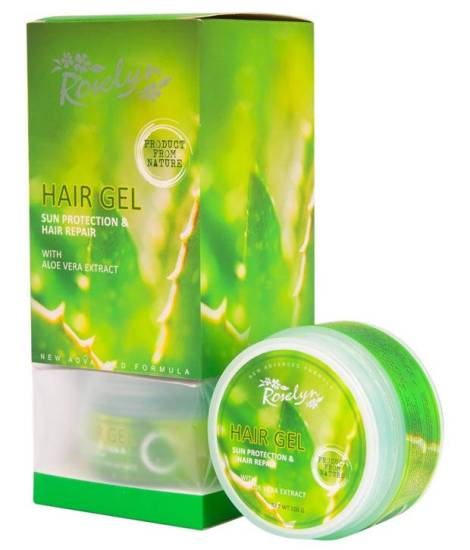 ROSELYN HAIR GEL ALOE VERA