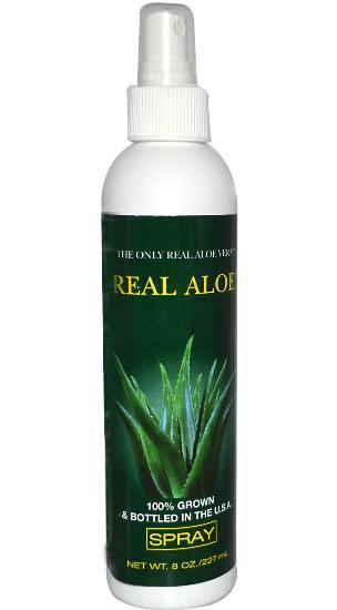 Real Aloe Hair Spray