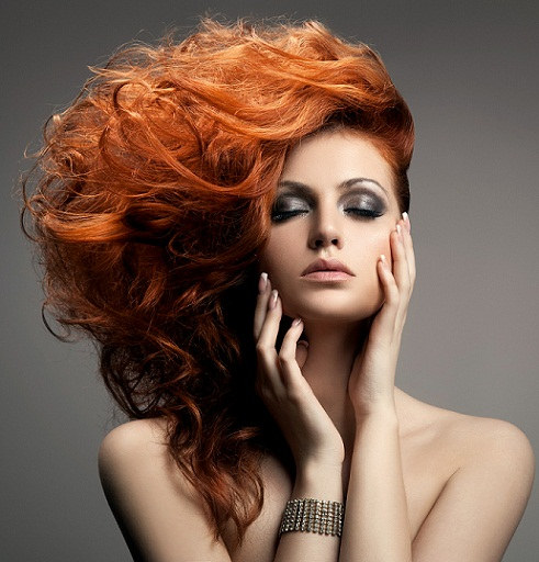 Shaggy Layered Hairstyles 8
