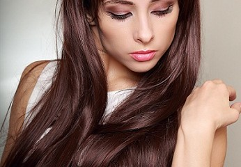 straight hairstyles for girls