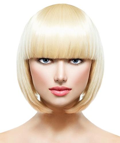 Straight bob hairstyless 5