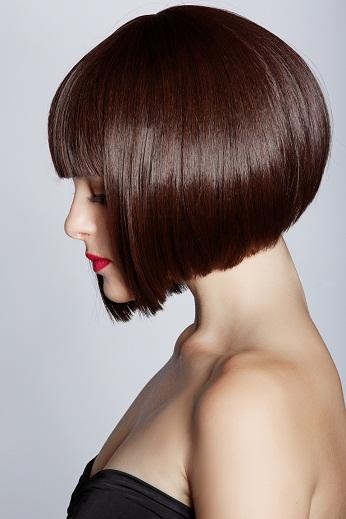 Straight bob hairstyless 6