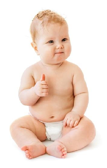 how to make baby skin fair naturally