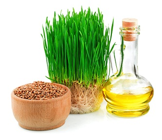 Wheat germ oil To Reduce Double Chin