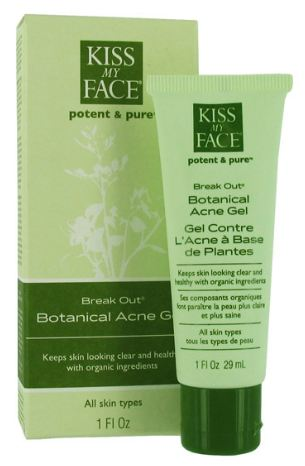 botanical acne gel