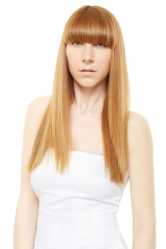 The Thick Asian Look Long Side Fringe