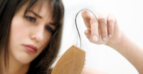 high blood sugar cause hair loss