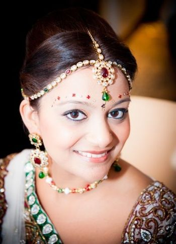 maharashtrian bridal hairstyle9