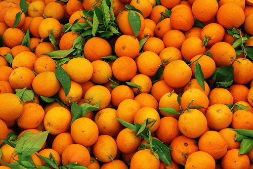Orange Food Can Cause Acne