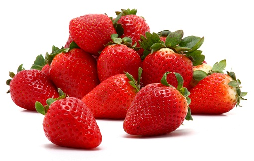 Strawberries Foods Which Cause Acne