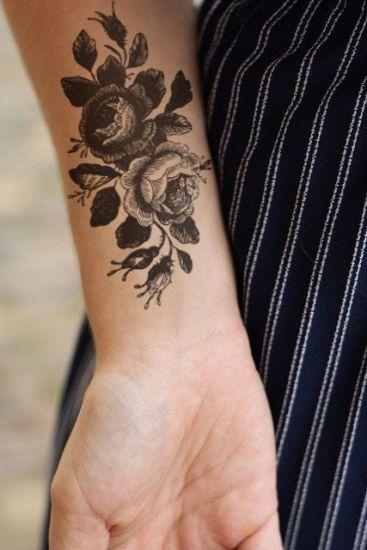 tattoos on wrist 8