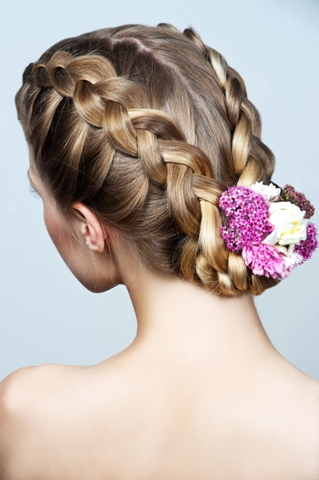 Floral Accessorized Look