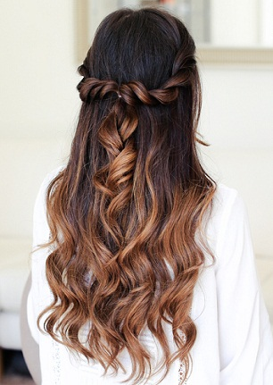 25 Awesome Bridesmaid Hairstyles | Styles At LIfe