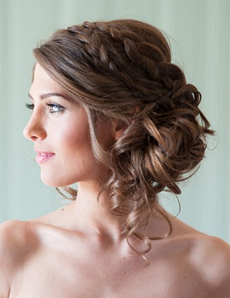 Bridesmaid Hairstyles 11