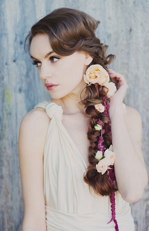 Bridesmaid Hairstyles 19