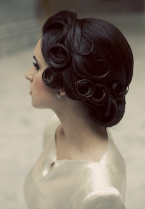 Bridesmaid Hairstyles 20