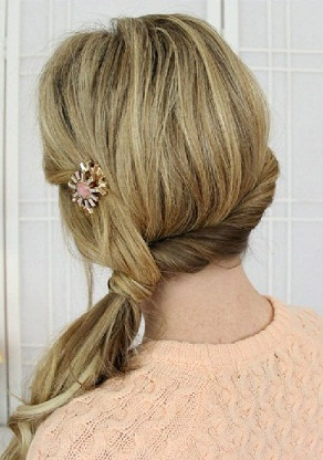 Bridesmaid Hairstyles 22