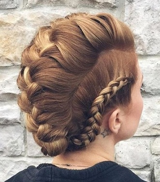 Bridesmaid Hairstyles 25