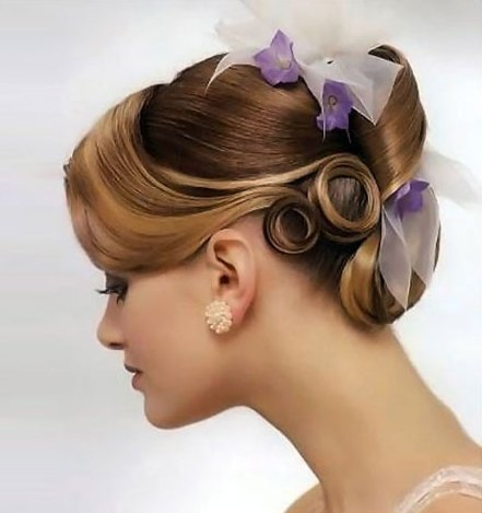 Christian bridal hairstyles 1