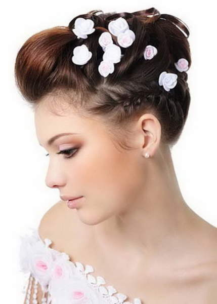 Christian bridal hairstyles 8