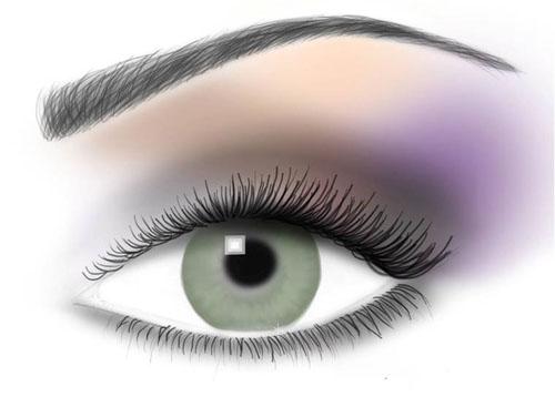 Daytime Eye Makeup