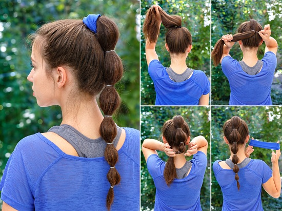 30 Different Ponytail Hairstyles Styles At Life