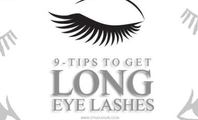 Eye Lashes Tips