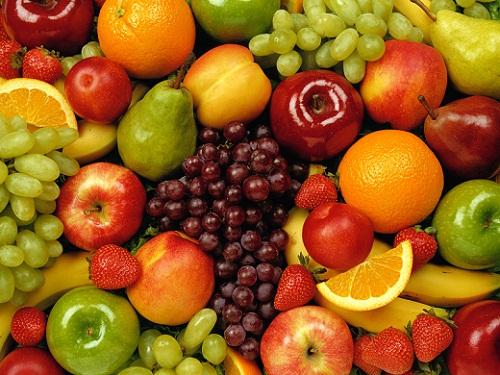 Fruit Intake