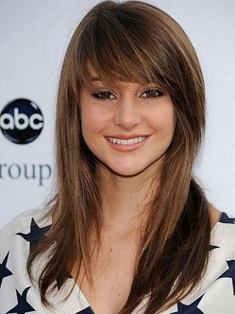 Hairstyles for Long Straight Hair 10