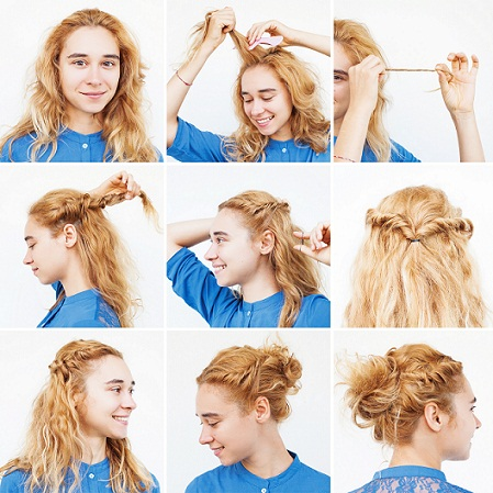 Top 9 Hairstyles for Teenagers with Long Hair | Styles At Life