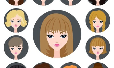 choose a hairstyles for girl