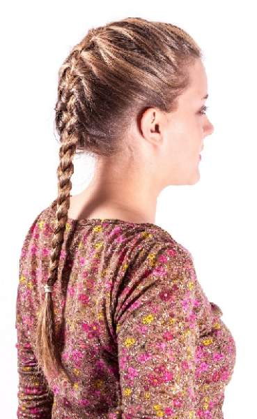 Kerala hairstyles for long hair
