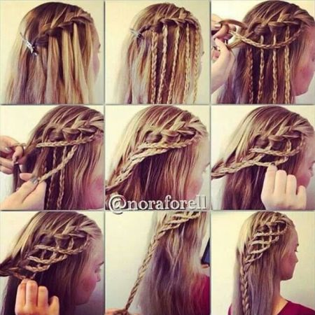 LONG HAIRSTYLES FOR TEENAGERS4