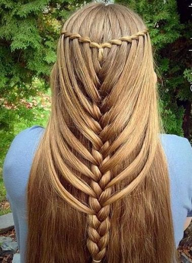 LONG HAIRSTYLES FOR TEENAGERS8