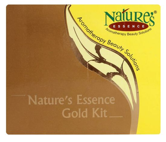 Natures essence gold facial kit