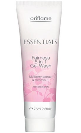 Oriflame Fairness 5 in 1 Gel Wash
