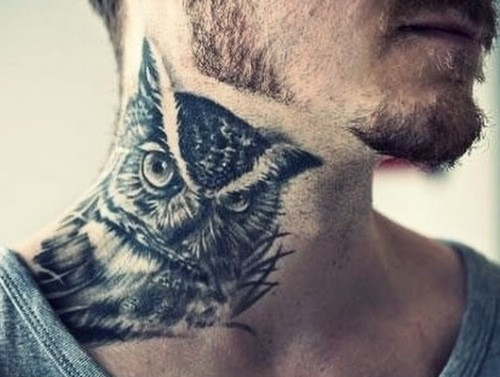 20 Best Neck Tattoo Designs For Men And Women Styles At Life