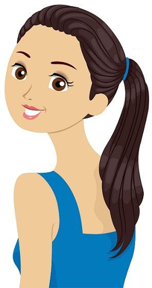 Pony hairstyles - Main