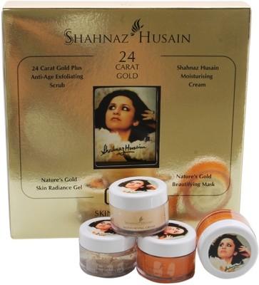 Shahnaz gold facial kit