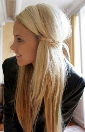 Simple and Easy Hairstyles 26