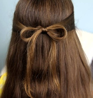 Simple and Easy Hairstyles 27