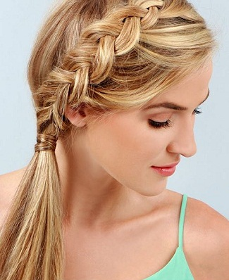 Simple and Easy Hairstyles 30