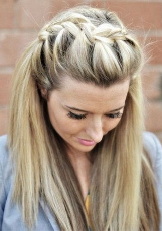 Simple and Easy Hairstyles 32