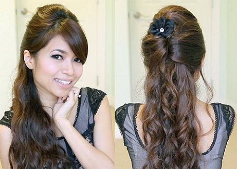 Simple and Easy Hairstyles 44