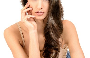 hairstyle for smoothing hair