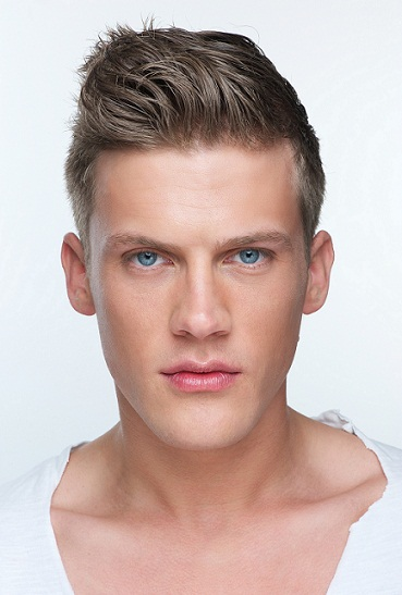 Undercut hairstyles for men - Flattened undercut