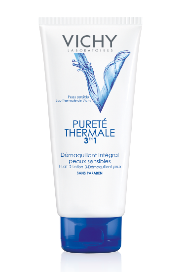 Vichy 3 in 1 Step Cleanser