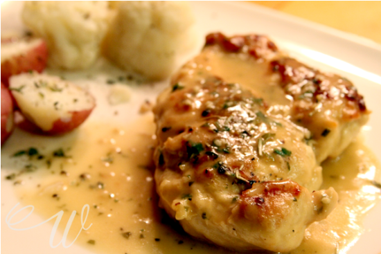 8 best continental food recipes styles at life white wine chicken with garlic forumfinder Images