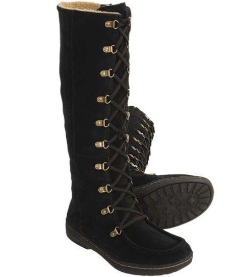 Winter taller boots