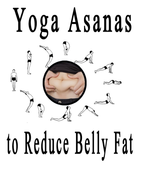 Yoga Asanas to Reduce Belly